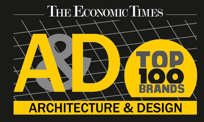 THE ECONOMIC TIMES TOP 100 ARCHITECTURE & DESIGN BRANDS 2015-16