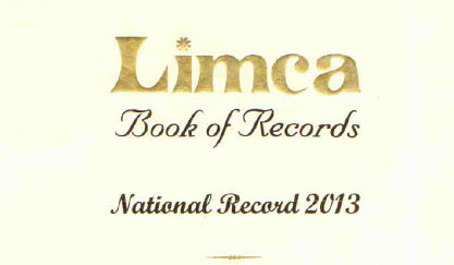 Limca Book of Records for Fastest Construction of a Building in India in 2013.
